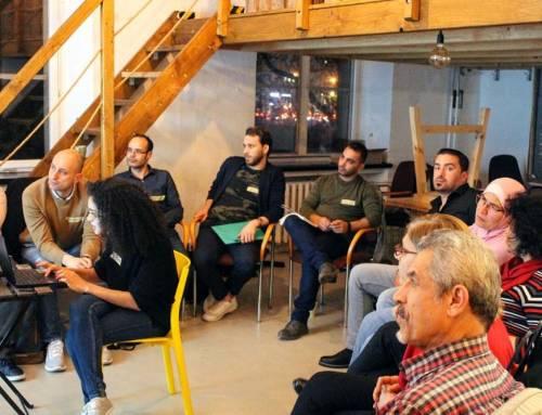 """21. November: Workshop """"Lernen & Austausch: Heimat"""""""
