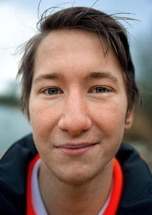Porträt von Tim von der DRK Wasserwacht Berlin